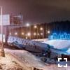 """29.12.2012. """"Внуково"""", где самолет Ту-204 авиакомпании Red Wings выехал за пределы взлетно-посадочной полосы"""