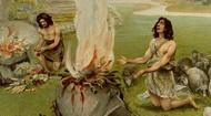 Печать Каина, первого грешника