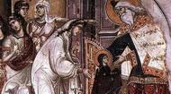 Иаков о рождении Марии