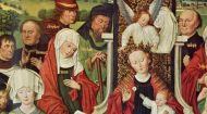 Святая Анна, бабушка Иисуса Христа (богопраматерь)